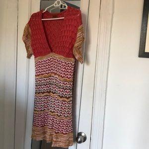 Missoni mini dress